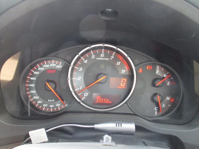 tS 禁煙車両 6スピードMT STIレカロバケットシート STIフルエアロ ビルシュタインサス STIアルミ ドライブレコーダー 純正ナビフルセグTV バックモニター HIDライト LEDデイライト(16枚目)