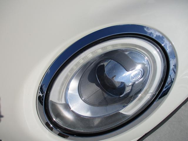 クーパーS ペッパーパッケージ 禁煙車 ワンオーナー車 純正HDDナビ Bluetoothオーディオ ルームミラー内臓ETC HIDヘッドライトシステム(8枚目)