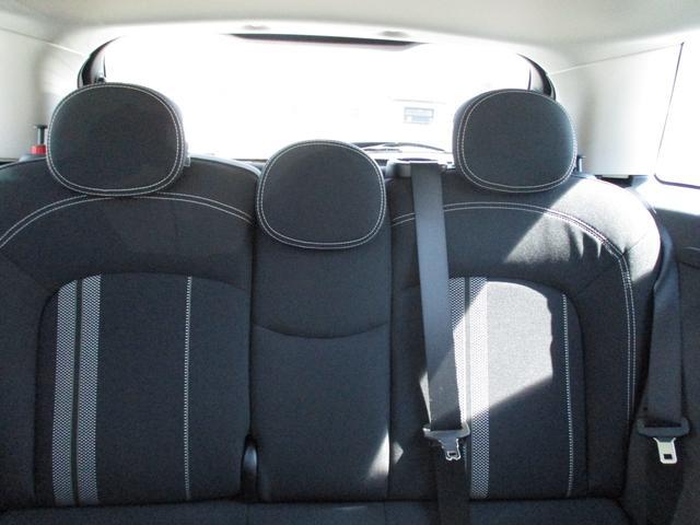 クーパーS ペッパーパッケージ 禁煙車 ワンオーナー車 純正HDDナビ Bluetoothオーディオ ルームミラー内臓ETC HIDヘッドライトシステム(20枚目)