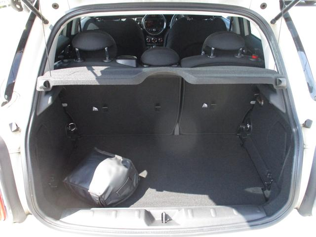 クーパーS ペッパーパッケージ 禁煙車 ワンオーナー車 純正HDDナビ Bluetoothオーディオ ルームミラー内臓ETC HIDヘッドライトシステム(22枚目)