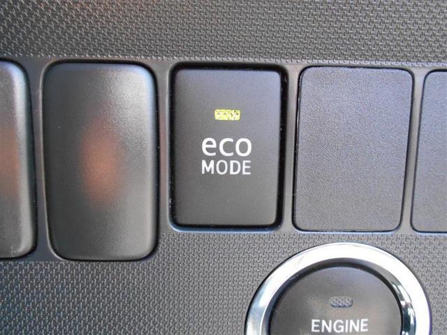 燃費に貢献するエコボタンも付いています☆