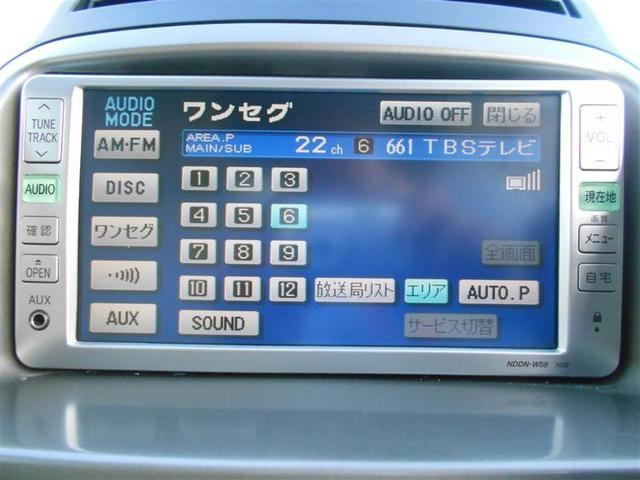 G Fパッケージ DVDナビ ワンセグ ベンチシート ABS(6枚目)