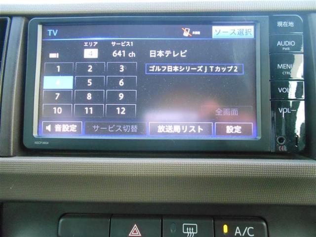 X Lパッケージ メモリーナビ ワンセグ バックモニター(6枚目)