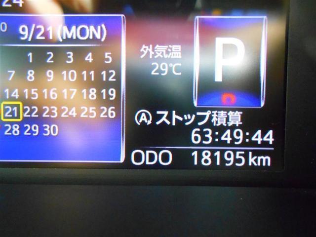 カスタムG S ウォークスルー アイドリングストップ クライアンスソナー(7枚目)