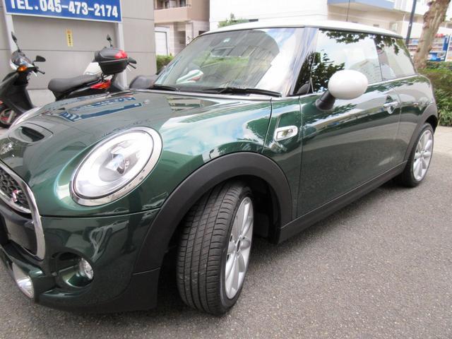 MINI MINI クーパーSD 正規ディーラー入庫車 禁煙車 新車保証継承付き