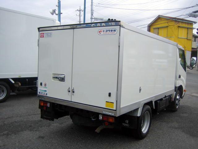 冷蔵冷凍車 中温冷凍車 4ナンバーサイズ冷凍車(3枚目)