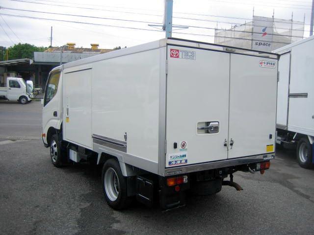 冷蔵冷凍車 中温冷凍車 4ナンバーサイズ冷凍車(4枚目)