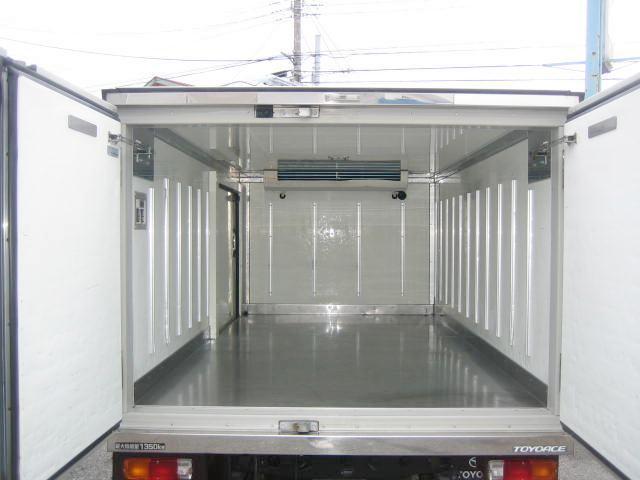 冷蔵冷凍車 中温冷凍車 4ナンバーサイズ冷凍車(5枚目)