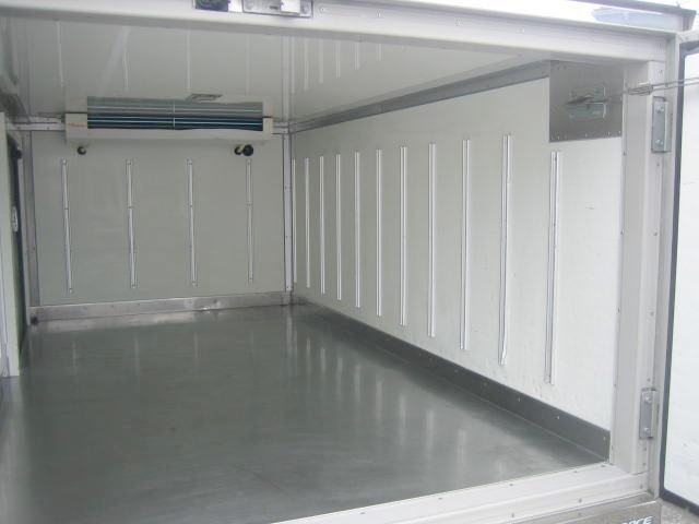 冷蔵冷凍車 中温冷凍車 4ナンバーサイズ冷凍車(7枚目)