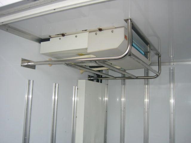 マツダ ボンゴトラック 冷蔵冷凍車 低温冷凍車 ロング仕様冷凍車