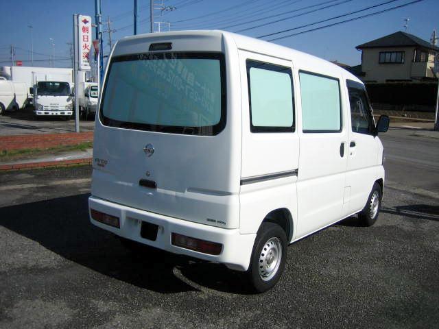 日産 NV100クリッパーバン 冷蔵冷凍車 中温冷凍車 -5度設定冷凍車
