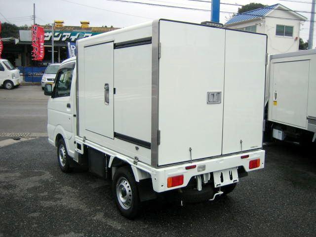 スズキ キャリイトラック 冷蔵冷凍車 中温冷凍車 -5度設定冷凍車
