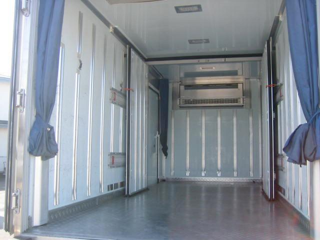 いすゞ エルフトラック 冷蔵冷凍車 低温冷凍車 ワイドロング付冷凍車
