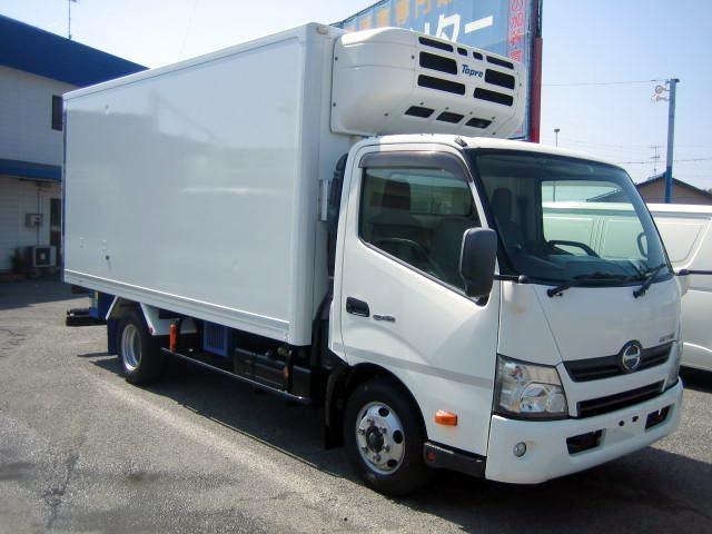 冷蔵冷凍車 低温冷凍車 スタンバイ付冷凍車(2枚目)
