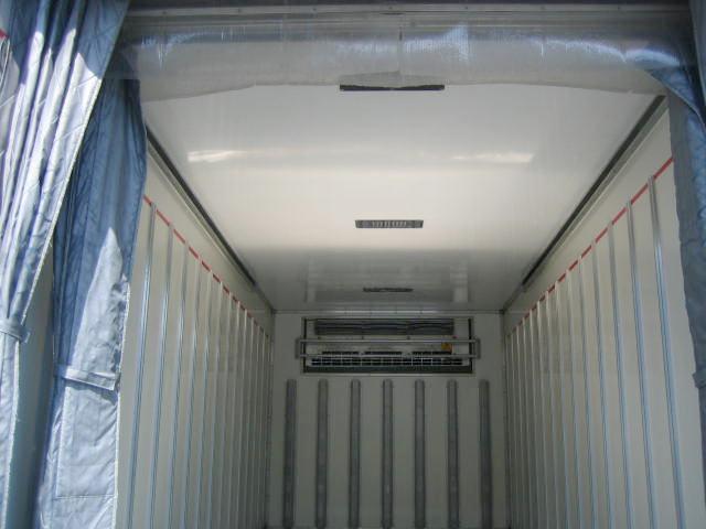 冷蔵冷凍車 低温冷凍車 スタンバイ付冷凍車(9枚目)