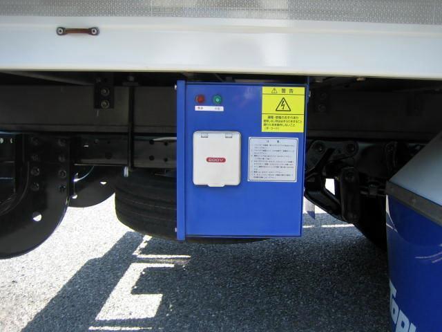 冷蔵冷凍車 低温冷凍車 スタンバイ付冷凍車(12枚目)