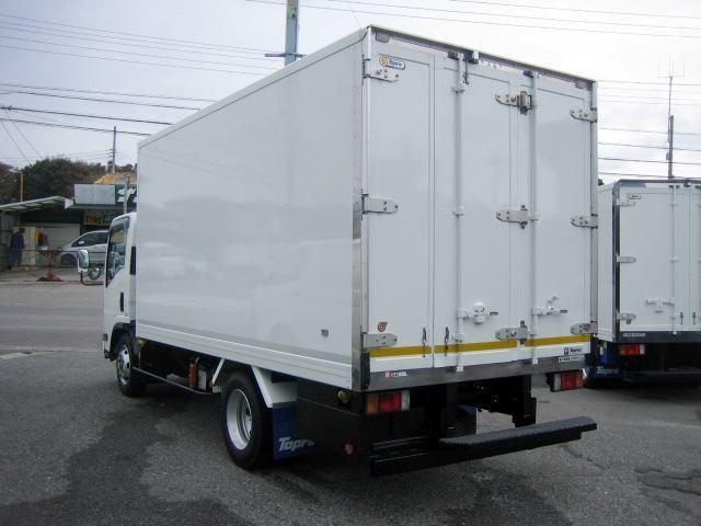 冷蔵冷凍車 中温冷凍車 2.95tワイドロング冷凍車(5枚目)