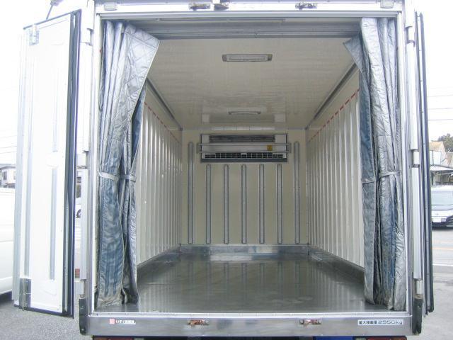 冷蔵冷凍車 中温冷凍車 2.95tワイドロング冷凍車(6枚目)