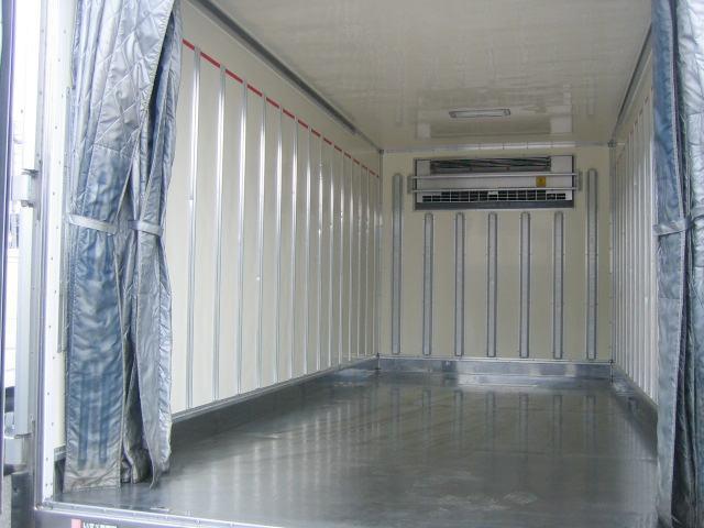 冷蔵冷凍車 中温冷凍車 2.95tワイドロング冷凍車(7枚目)