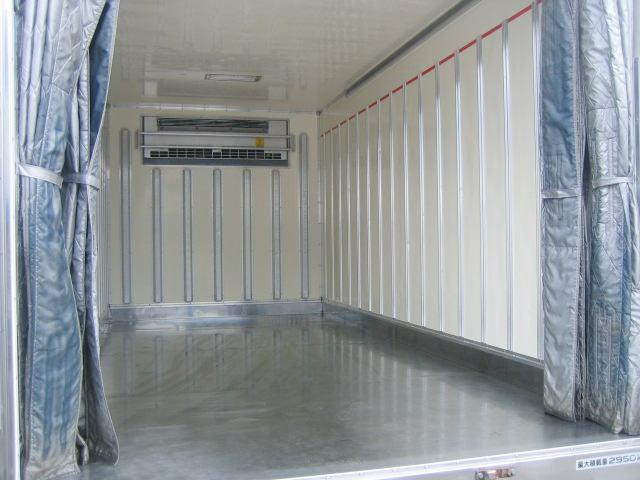 冷蔵冷凍車 中温冷凍車 2.95tワイドロング冷凍車(8枚目)