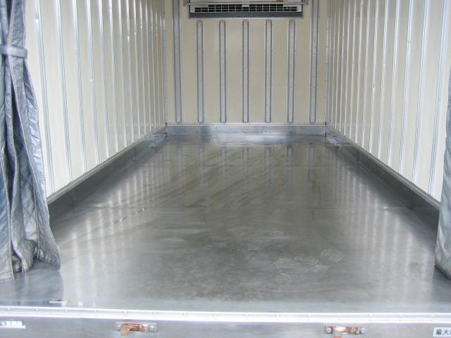 冷蔵冷凍車 中温冷凍車 2.95tワイドロング冷凍車(9枚目)