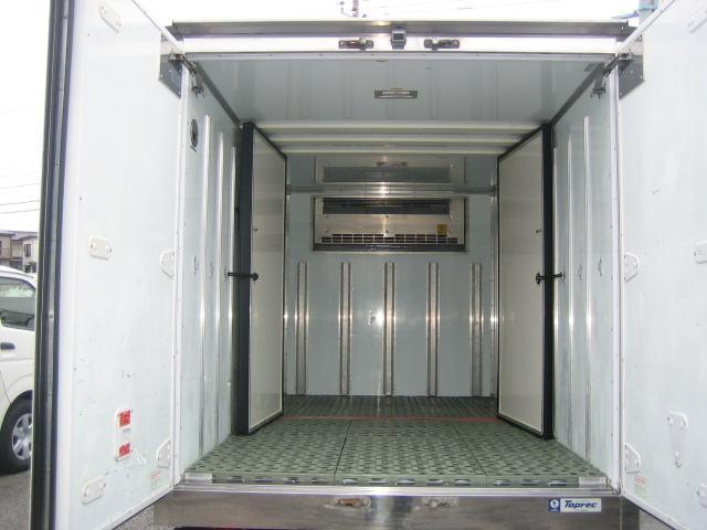いすゞ エルフトラック 冷蔵冷凍車 低温冷凍車 スタンバイ付冷凍車