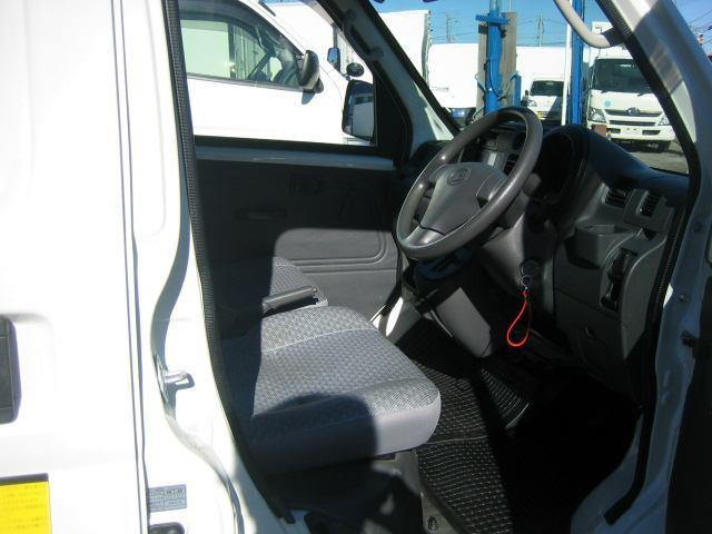 ダイハツ ハイゼットカーゴ 冷蔵冷凍車 中温冷凍車 -7度設定冷凍車