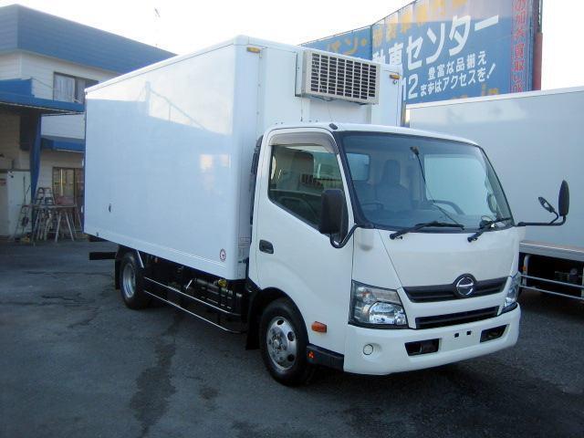 冷蔵冷凍車 低温冷凍車 2室仕様冷凍車(2枚目)