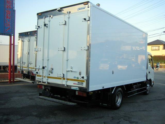 冷蔵冷凍車 低温冷凍車 2室仕様冷凍車(3枚目)
