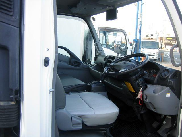 冷蔵冷凍車 低温冷凍車 2室仕様冷凍車(16枚目)