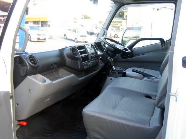 冷蔵冷凍車 低温冷凍車 2室仕様冷凍車(17枚目)