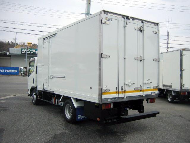 冷蔵冷凍車 中温冷凍車 ワイドロング冷凍車(4枚目)