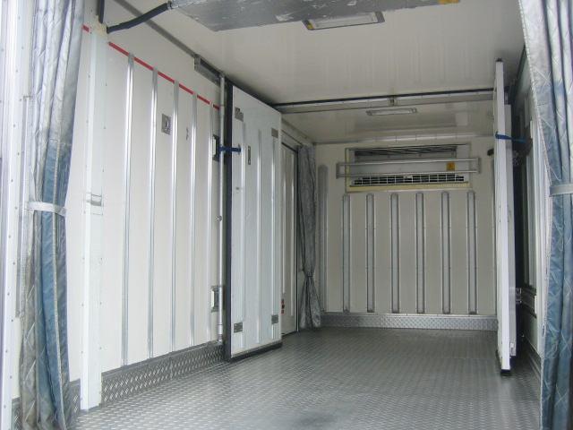 冷蔵冷凍車 中温冷凍車 ワイドロング冷凍車(6枚目)