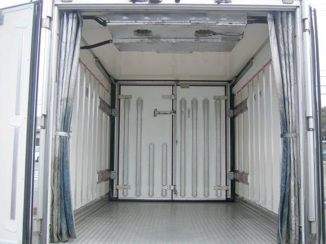 冷蔵冷凍車 中温冷凍車 ワイドロング冷凍車(9枚目)