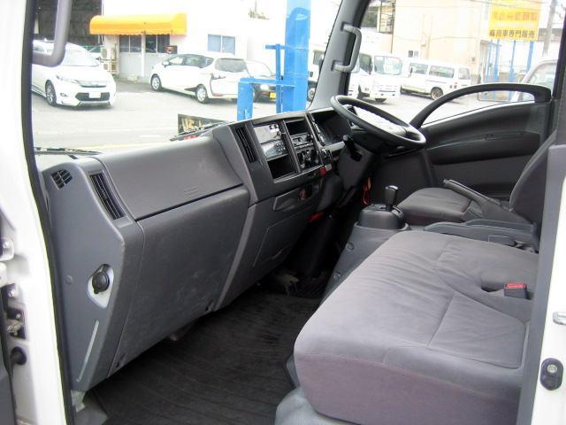 冷蔵冷凍車 中温冷凍車 ワイドロング冷凍車(17枚目)