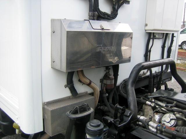 冷蔵冷凍車 中温冷凍車 ワイドロング冷凍車(18枚目)