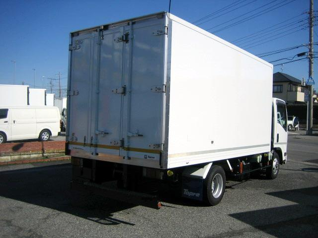 冷蔵冷凍車 中温冷凍車 ワイドロング冷凍車(3枚目)