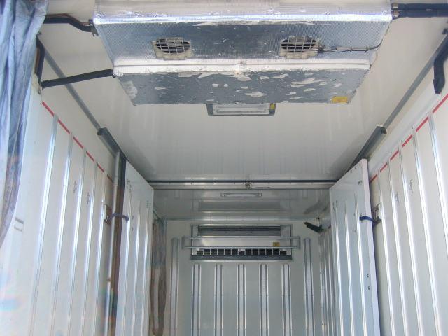 冷蔵冷凍車 中温冷凍車 ワイドロング冷凍車(7枚目)