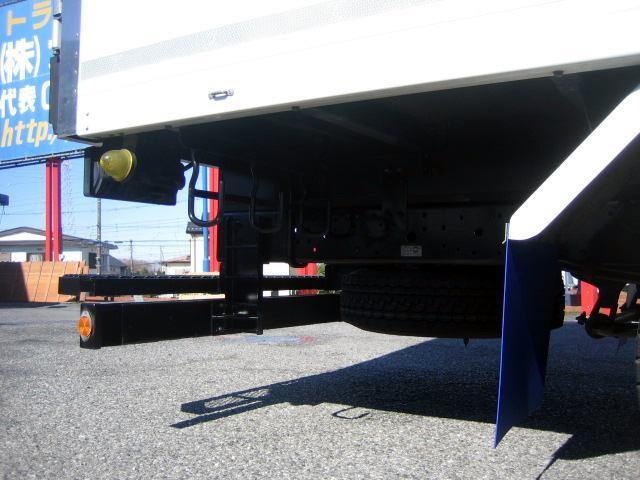 冷蔵冷凍車 中温冷凍車 ワイドロング冷凍車(12枚目)