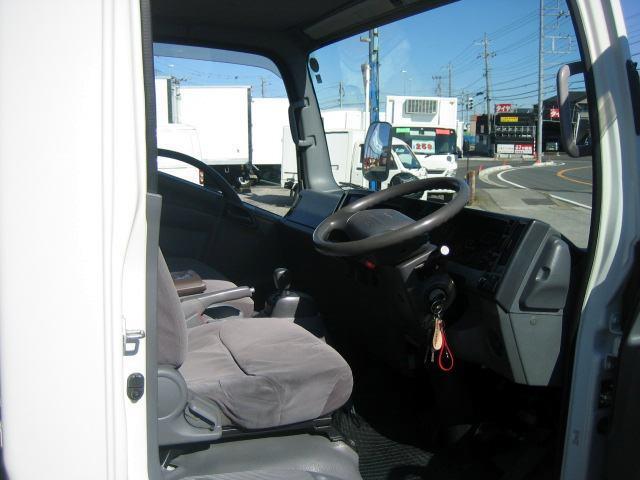 冷蔵冷凍車 中温冷凍車 ワイドロング冷凍車(15枚目)