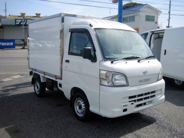 冷蔵冷凍車 低温冷凍車 ー22度設定冷凍車(2枚目)