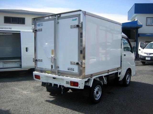 冷蔵冷凍車 低温冷凍車 ー22度設定冷凍車(3枚目)