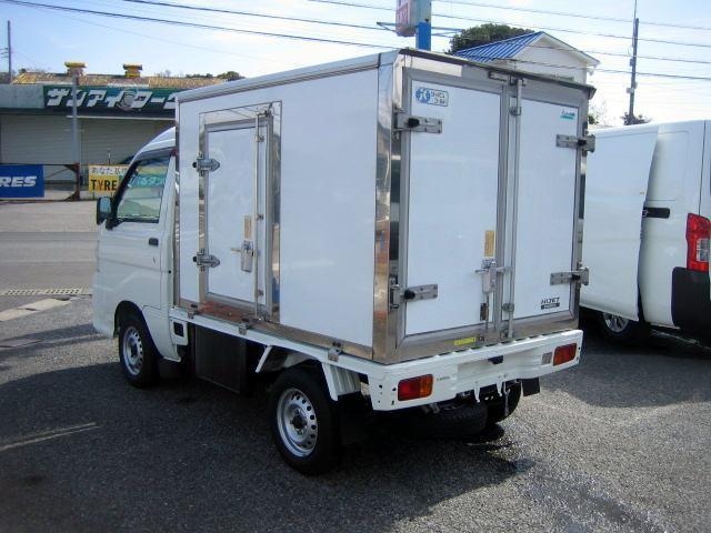 冷蔵冷凍車 低温冷凍車 ー22度設定冷凍車(4枚目)