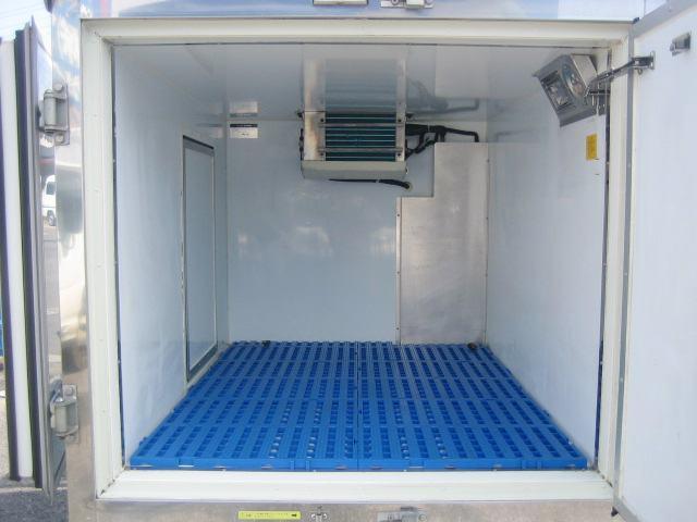 冷蔵冷凍車 低温冷凍車 ー22度設定冷凍車(5枚目)