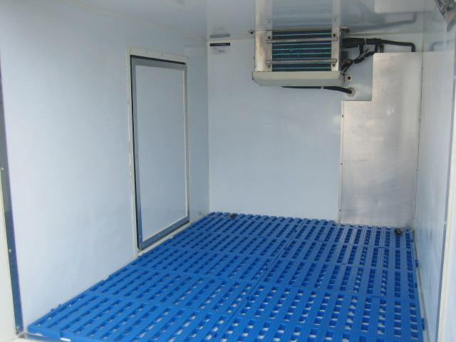 冷蔵冷凍車 低温冷凍車 ー22度設定冷凍車(6枚目)