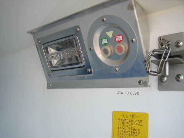 冷蔵冷凍車 低温冷凍車 ー22度設定冷凍車(7枚目)