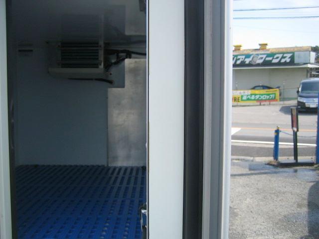 冷蔵冷凍車 低温冷凍車 ー22度設定冷凍車(8枚目)
