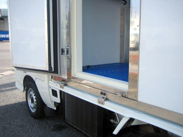 冷蔵冷凍車 低温冷凍車 ー22度設定冷凍車(9枚目)