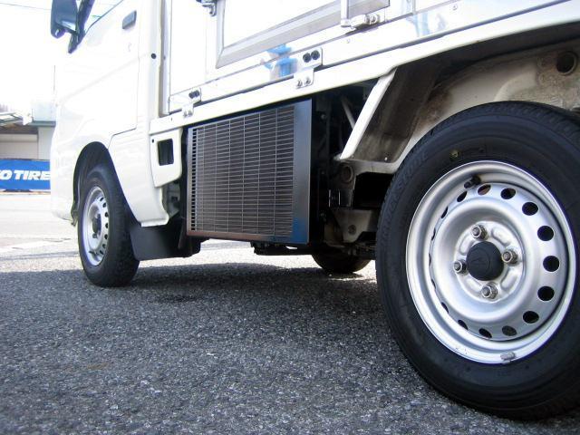 冷蔵冷凍車 低温冷凍車 ー22度設定冷凍車(10枚目)