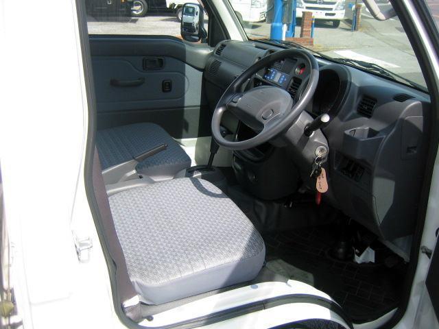 冷蔵冷凍車 低温冷凍車 ー22度設定冷凍車(12枚目)